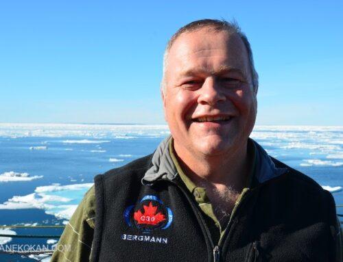 Predatory ancient fish named after Canadian Arctic scientist Martin Bergmann